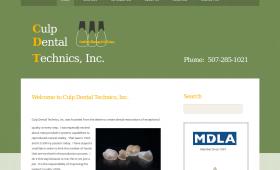 Culp Dental Technics, Inc.