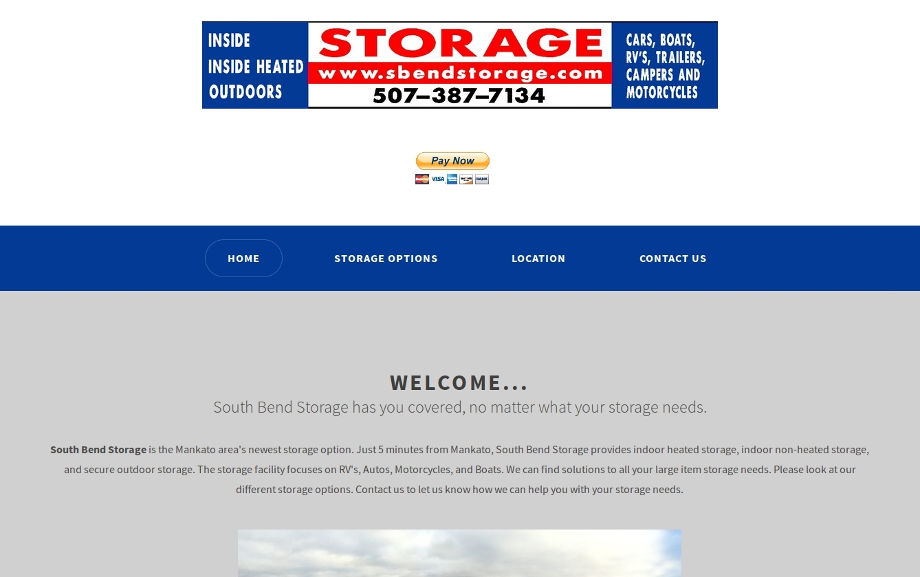Superieur South Bend Storage