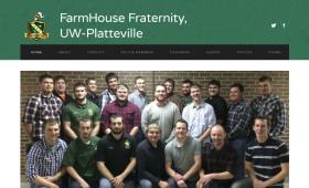 FarmHouse Fraternity, UW-Platteville