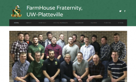 FarmHouse Fraternity, UW-Platteville