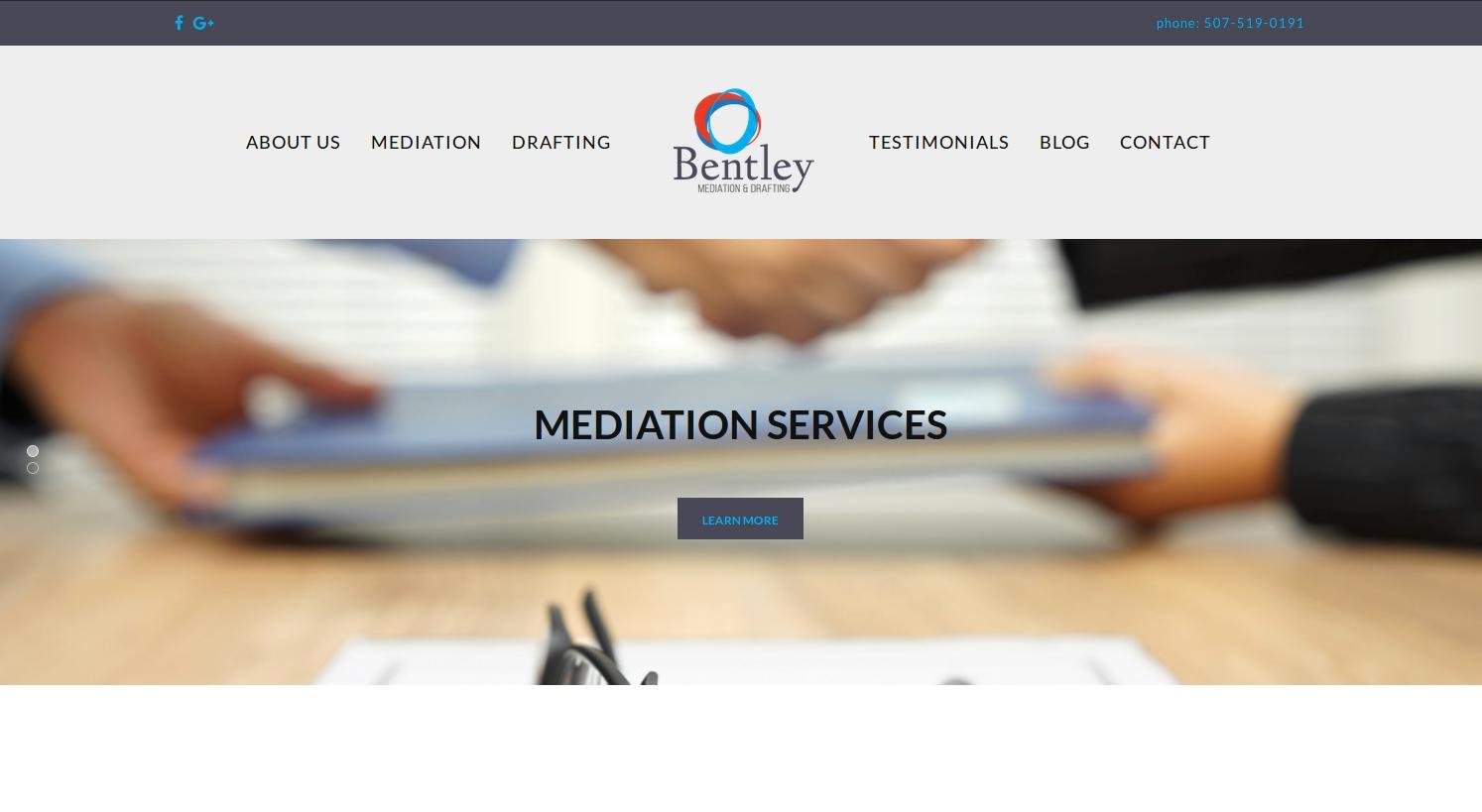 Bentley Mediation & Drafting