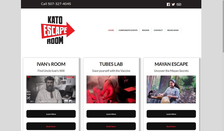 Kato Escape Room