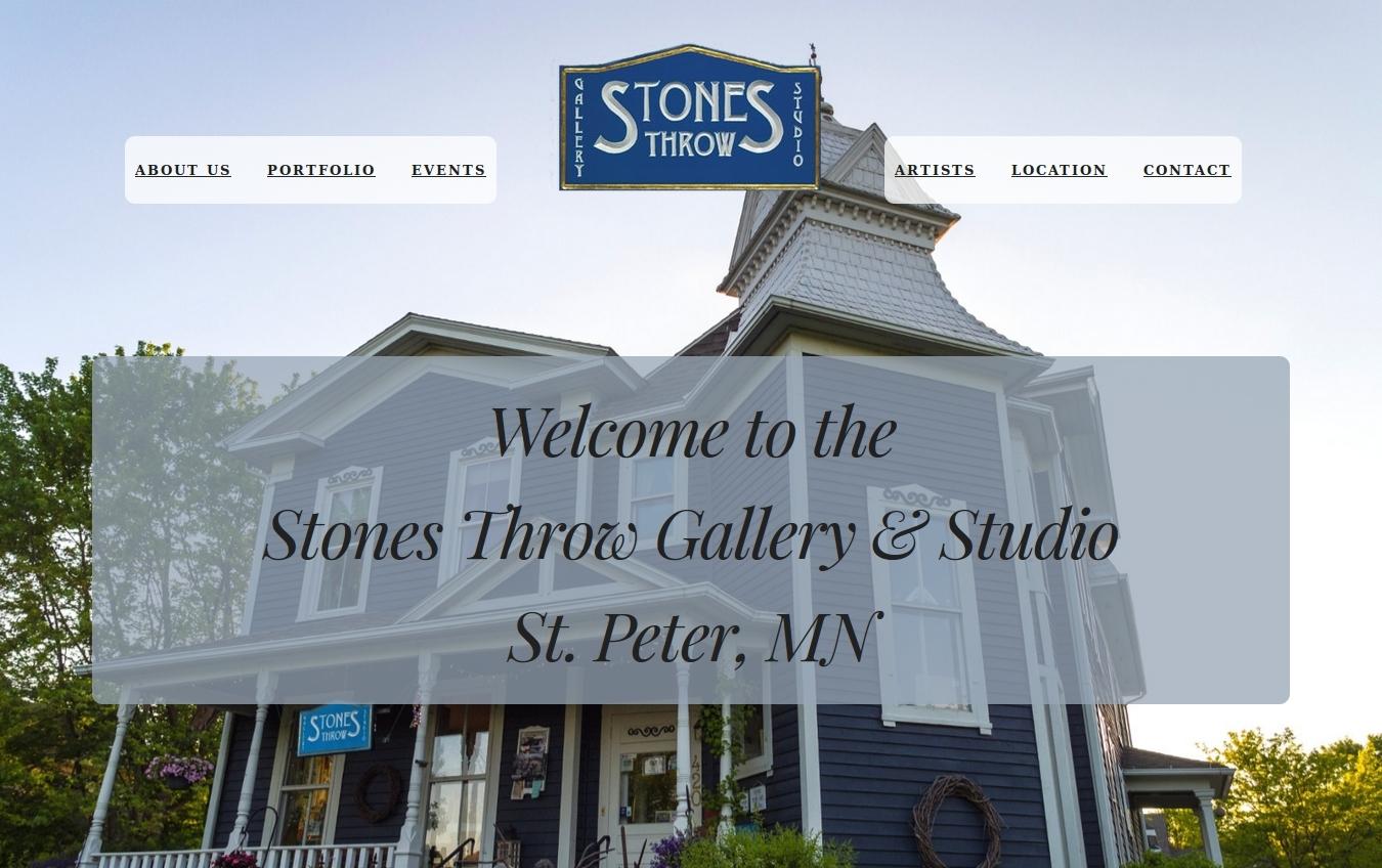 Stones Throw Gallery