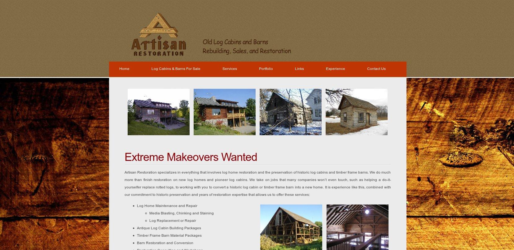 Artisan Restoration